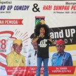Dispora Palu Gelar Lomba Stand Up Comedy